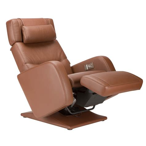 human touch zero gravity leather recliner wayfair