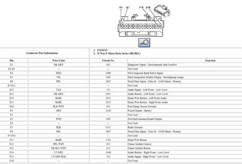 1994 cadillac seville wiring diagram 1999 cadillac seville