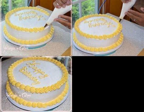 como decorar un pastel infantil paso a paso como decorar tortas paso a paso imagui