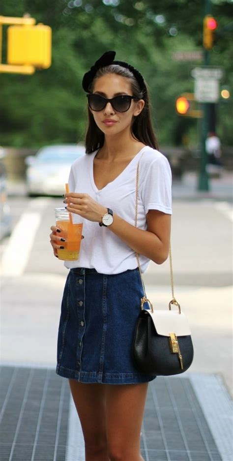 31 skirt works with almost any shirt or blouse