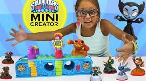 skylander mini creator machine skylanders mini creator machine hijinx meets trigger