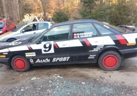 Audi Archiv by Audi 80 Archive 24hracing