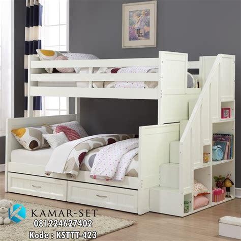 Kasur Tingkat Untuk Anak tempat tidur anak tingkat kasur anak multifungsi with rak