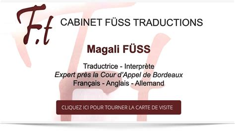 Cabinet Traduction by Cabinet Traduction Anglais