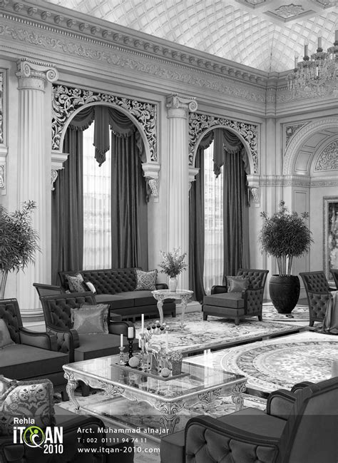 Fabrics And Home Interiors Luxury Classic Big Reception Full Gallery Rehla Me