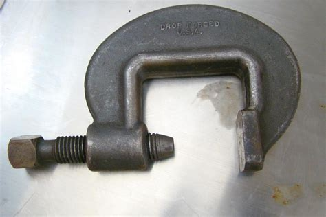 armstrong drop forged heavy duty  clamp