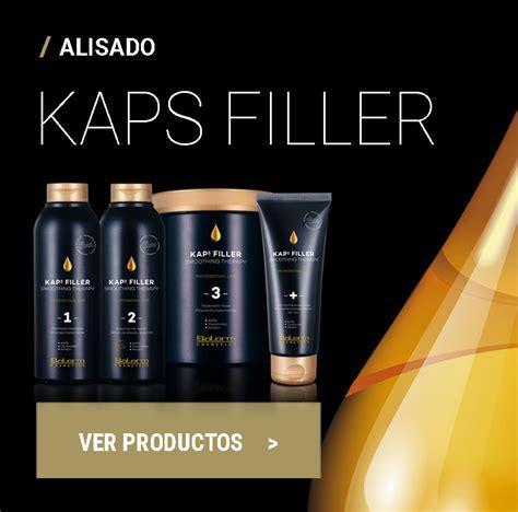 Kaps Filler La Belleza Del Cabello Liso Salerm Cosmetics | forma cabello liso o cabello rizado salerm cosmetics