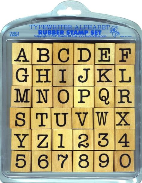 large alphabet rubber sts big rubber st sets by bunch of