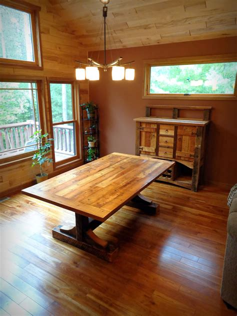 Dining Room Judges Paneling