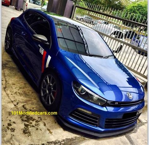 volkswagen scirocco 2016 modified custom modified volkswagen scirocco