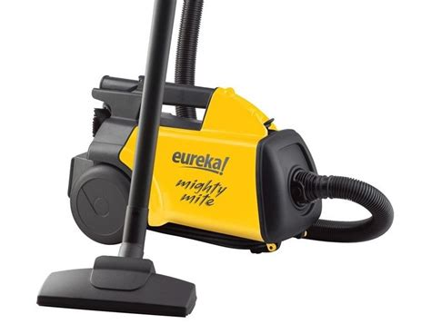 Hepa Vaccums Eureka Boss Canister Vacuum Cleaner Mighty Mite 3670g