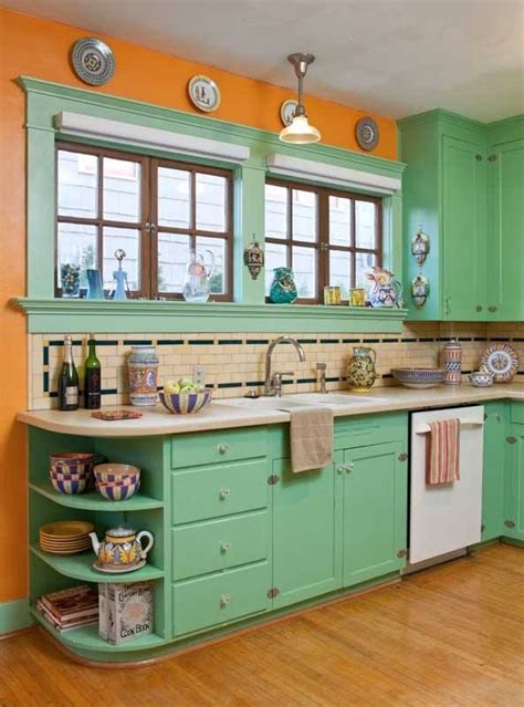 retro style kitchen cabinets best 25 1940s kitchen ideas on 1940s home