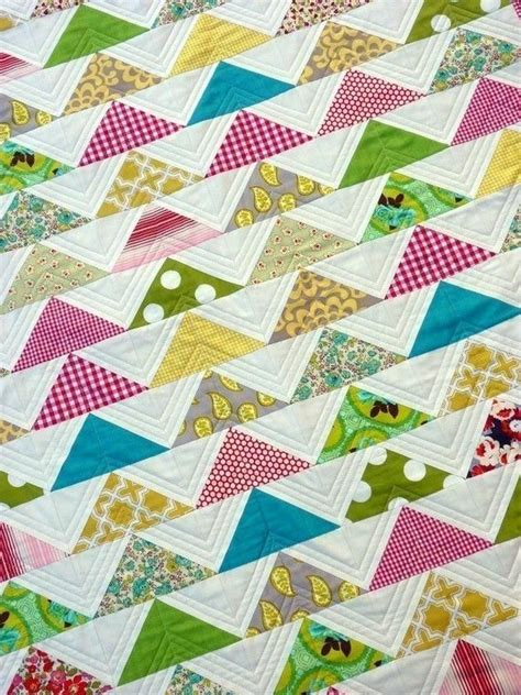 Patchwork Flying Geese - 25 best ideas about flying geese quilt on