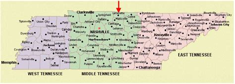 map of tennessee counties map of west tennessee holidaymapq