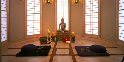 space decor ideas for decor meditation room design actual home
