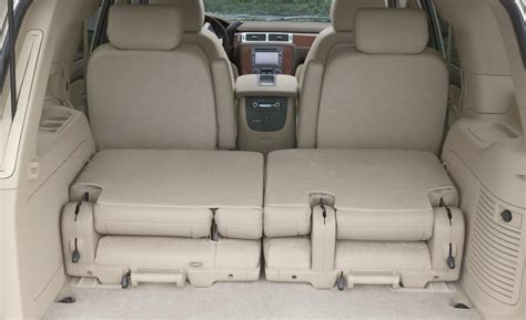 2009 Tahoe Interior by Car And Driver