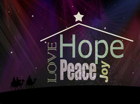 advent themes hope love joy peace worldwide call the deeper meanings of advent hope love