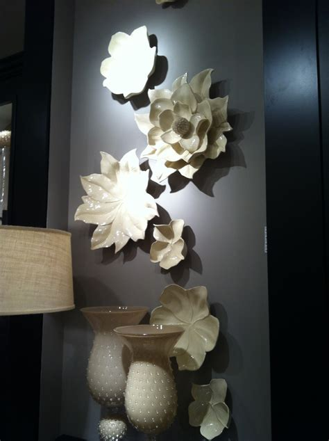 ceramic wall decorations ceramic magnolia wall ceramic wall