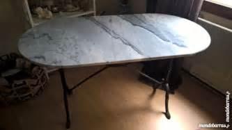Table En Marbre Rectangulaire #1: table-bistrot-en-marbre-occasion-20160608023035.jpg