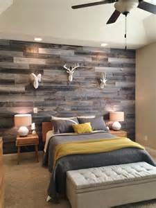 30 Wood Accent Walls To Make Every Space Cozier Digsdigs Bedroom Wall Design
