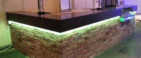 Black Corian Worktop Bar Worktop Black Corian