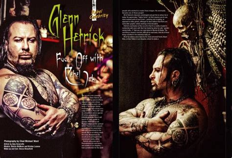 glenn hetrick tattoos rebel ink magazine rebelinkmag klear