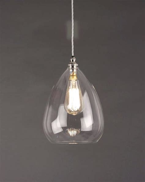 glass pendant lights for kitchen clear glass pendant lighting canada wellington clear glass