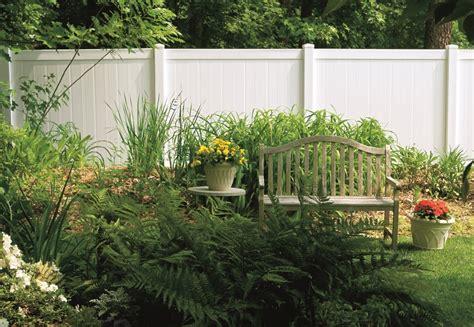 Ornamental Home Design Inc prefab pvc privacy fence cardinal fence amp supply inc
