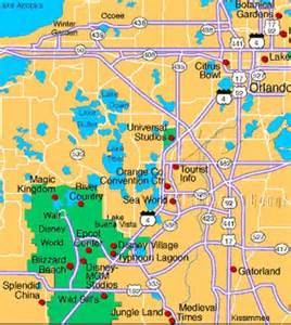 maps florida orlando orlando florida maps city map of orlando
