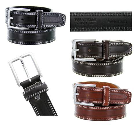 s074 35 s italian leather dress casual belt 1 3 8