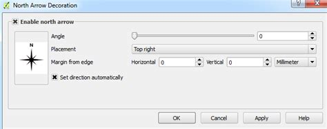 qgis layout north arrow how to add north arrow to the project frame in qgis