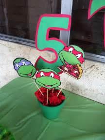 Tmnt Decorations by Turtles Birthday Decorations Jovan