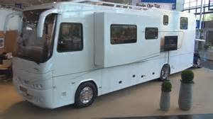 Rv With Car Garage by Vario Mobil Perfect 1100 Sh Mercedes Benz Antoss 1843 Ll