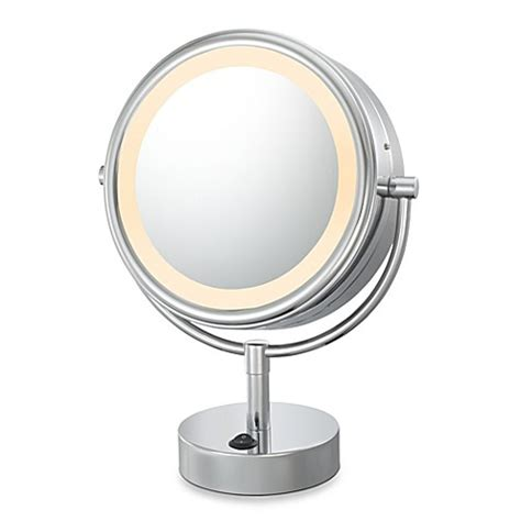hand mirror with lights buy vanity mirror with lights from bed bath beyond