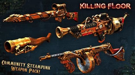 killing floor community weapon pack 2 pc game download