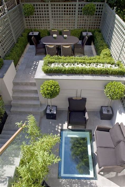 how to level backyard for pool what can you do with a small backyard split level garden