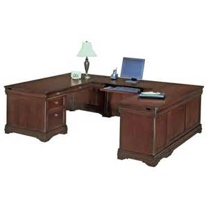 Executive U Shaped Desk Dmi Rue De Lyon Executive U Shaped Desk 7684 5xx