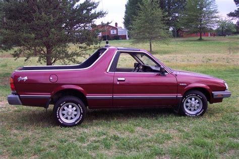1987 subaru brat 87bratman 1987 subaru brat specs photos modification