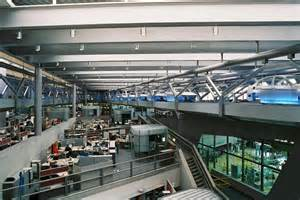 Bmw Plant Tour Bmw Plant Zaha Hadid Architects Leipzig Germany Mimoa