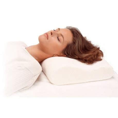 oreillers ergonomique oreiller ergonomique 224 m 233 moire de forme la boutique du dos