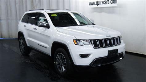 2017 white jeep grand white jeep 2018 2019 car release specs price
