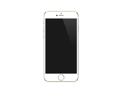 iphone layout vector iphone 6 gold vector free vector download in ai eps
