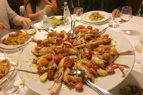 the best restaurants in rome the best seafood restaurants in rome ottavio where to