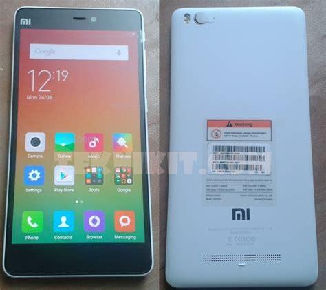 Hp Xiaomi Mi4i 4g review xiaomi mi 4i spesifikasi kelebihan dan kekurangan