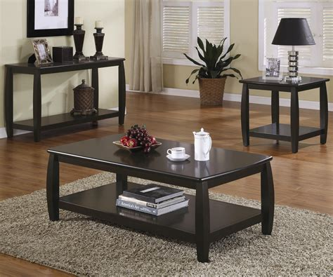 living room table set coffee tables contemporary cocktail table co 701078