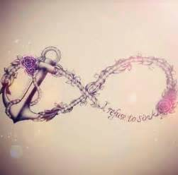 Anchor Infinity Cool Refuse To Sink Infinity Anchor And