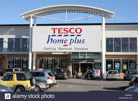 Home Plus by A Tesco Home Plus Store On A Retail Park In Nottingham