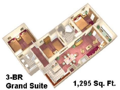 floridays resort orlando 3 bedroom suite kids love the pool area picture of floridays resort