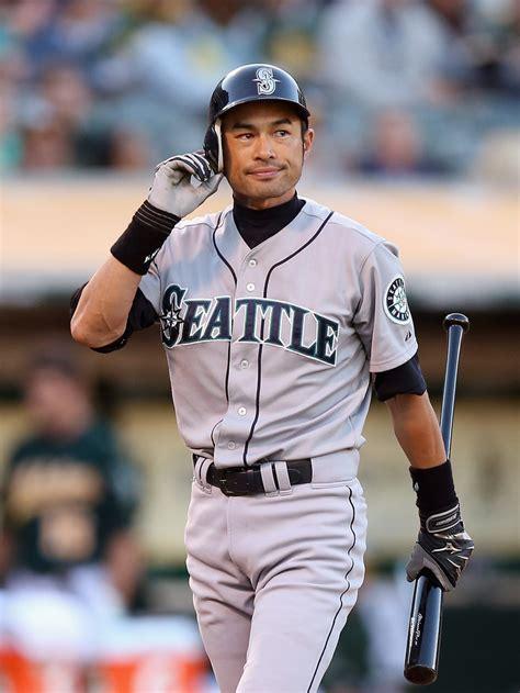 How Is Ichiro Suzuki Ichiro Suzuki In Seattle Mariners V Oakland Athletics Zimbio