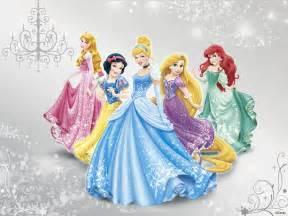 Disney Princess Canvas Print Canvas Art Photowall Princess Images